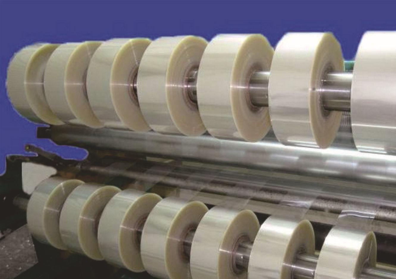 供应耐高温单面双面透明PET离型膜 丝印玻璃雕刻可转移膜