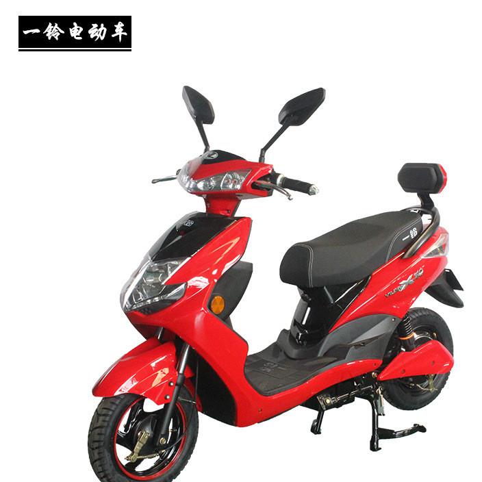 厂家直销 新款小迅雷双轮电摩 成人电动摩托车