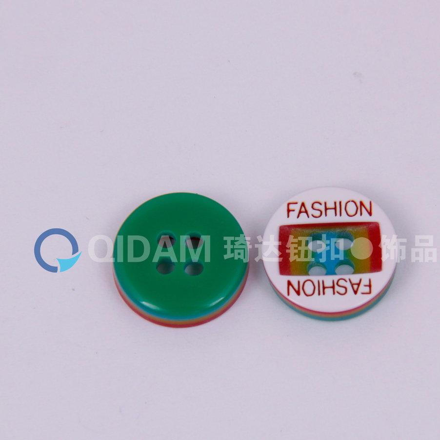 钮扣厂家长期销售 电镀激光纽扣 高端组合激光纽扣供应批发