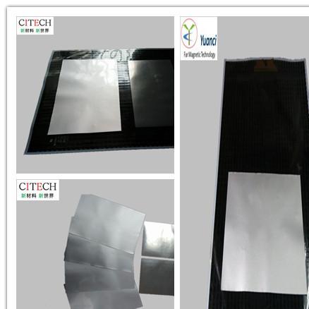 有源手写板触控屏铁镍合金吸波片