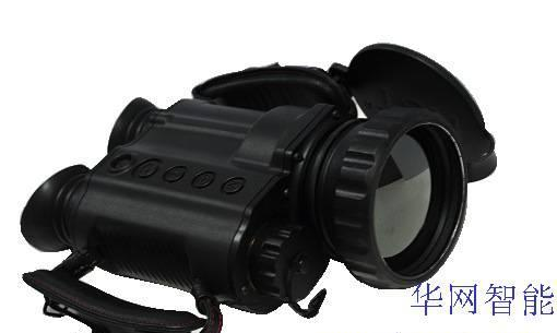 手持式双目红外热成像摄像机