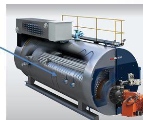 2 吨工业天然气蒸汽锅炉,全自动环保低氮燃烧器烟台威海销售安装