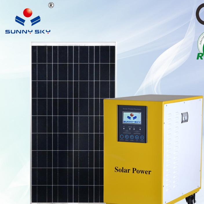 TY-080B出口型 光伏发电系统家用 太阳能发电系统 创新产品