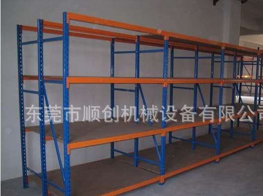 不锈钢货架万能角钢货架悬壁式储物货架