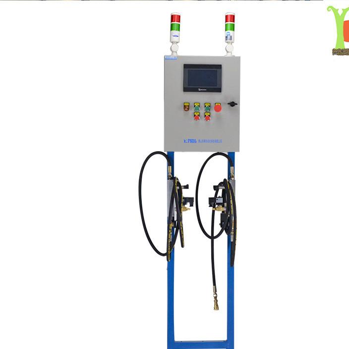非定制组装自动化 适家用工业空调冰箱饮水机热泵二器检大漏设备