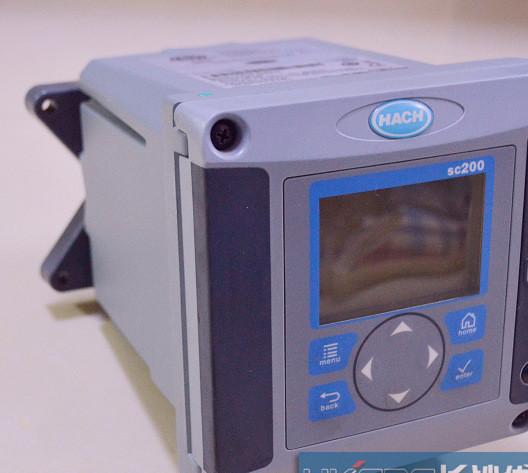 哈希HACH分析仪污水在线PH计SC200变送器LXV404.99.00552