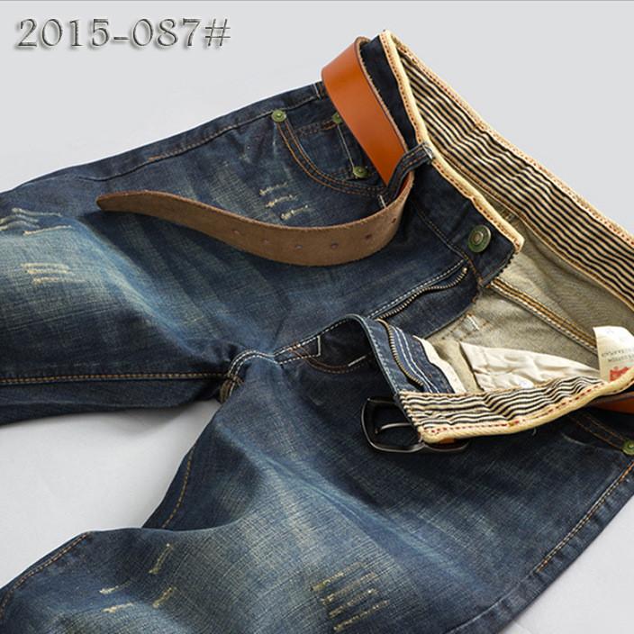 跨境速卖通男装牛仔裤男士牛仔男裤特价时尚韩版男式牛仔裤087