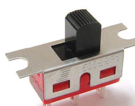 aureke 500 2 3档3脚大电流贴片推动开关拨码开关滑动开关