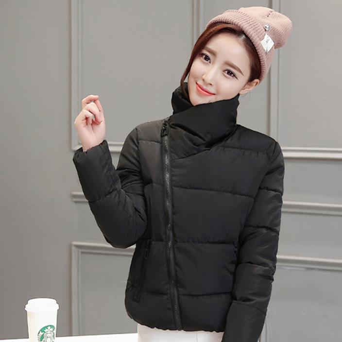 2017韩国反季清仓冬装面包服女短款学生小棉衣加厚羽绒棉服外套潮