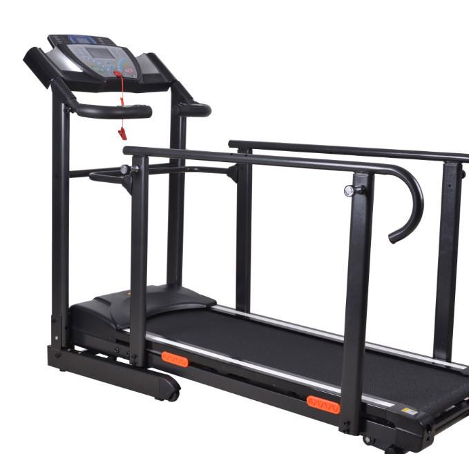 宇晟厂家直销家用康复跑步康复机低速帮助下肢康复训练器老人可用