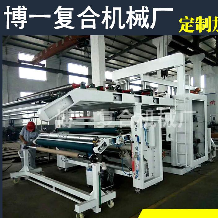 厂家热销高品质PUR反湿气热熔胶环保复合机 欢迎来电咨询