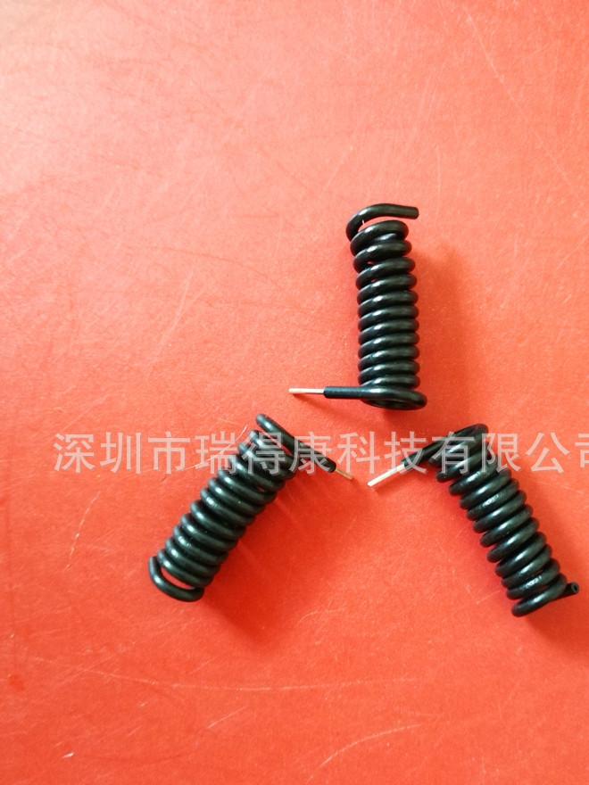 433MHZ无线接收鞭状天线,弹簧天线,单芯铜线