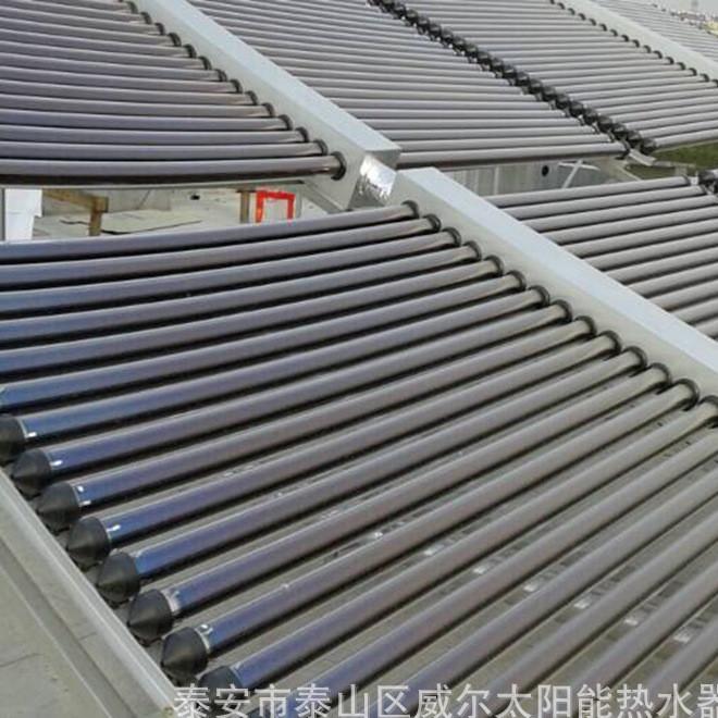 厂家直销太阳能热水家用台式热水器工程品质保证