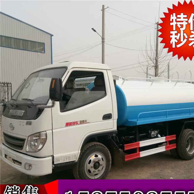 专业生产东风环卫洒水车 绿化专用5立方大型洒水车价格便宜