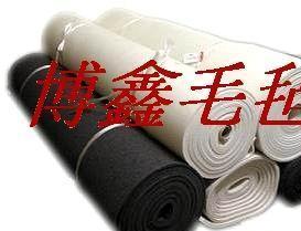 厂家直销羊毛毡 包装毛毡 定做各种规格工业羊毛毡 量大优惠