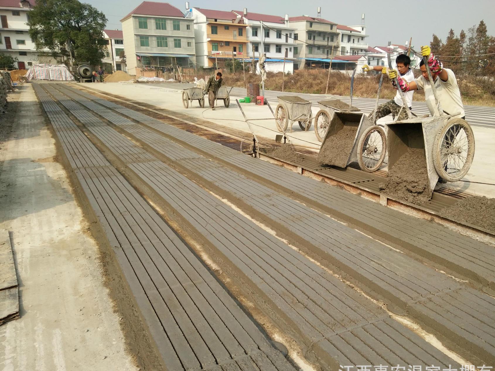 厂家直销 大型预制厂供应各种规格果蔬水泥制品