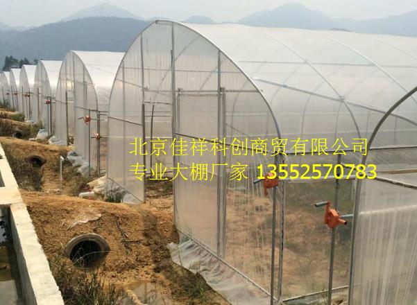 赤峰温室大棚建造厂家 赤峰冬暖式温室大棚建造成本 春秋大棚建造价格