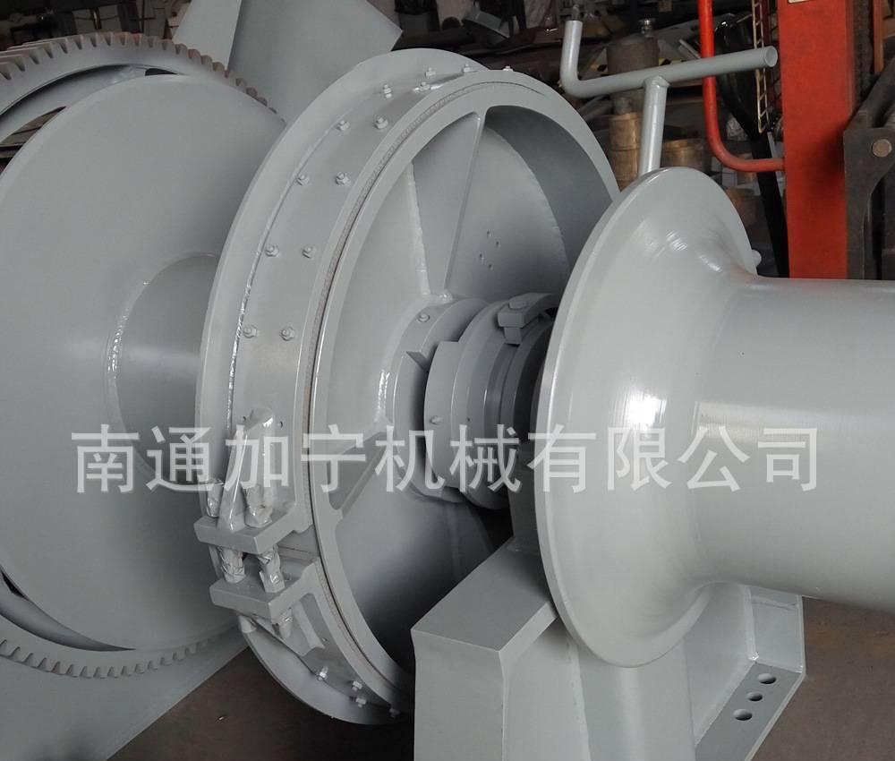 高品质拖缆绞车 厂家直销 加宁机械 质量保证 专用船舶配件