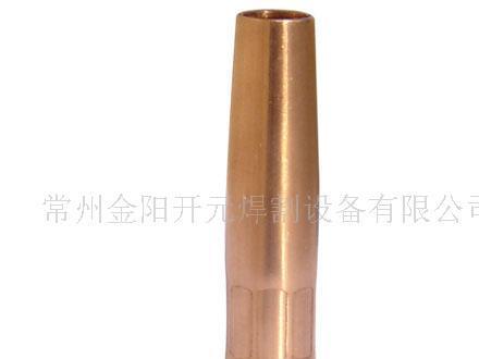 CO2气保焊 焊枪配件 松下200A 保护嘴(喷嘴,喷管) 松下200喷管