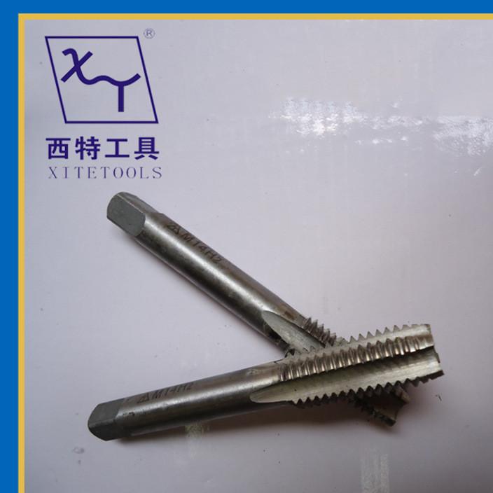 批发供应手用丝锥 高速钢丝锥 丝攻 丝锥上海工具