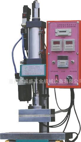 供应深圳气动热熔机 热压压床自动小型热压机,小型热熔机