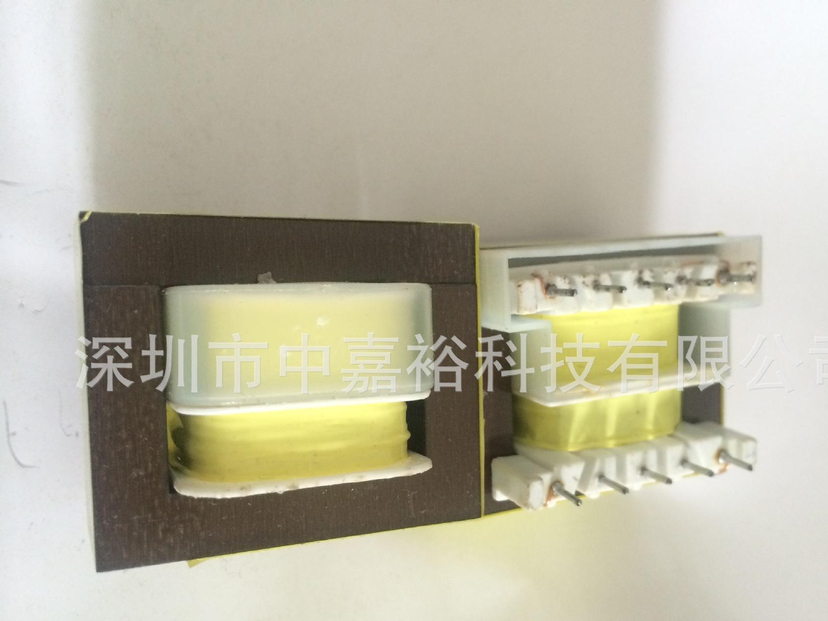 EI48 9V 12V 10W低频插针式电源变压器