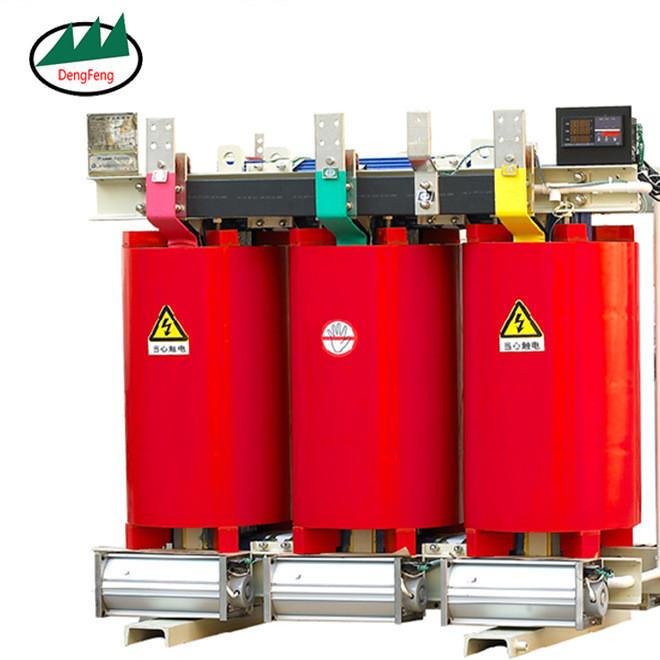长春登峰集团直销SCB10干式变压器 电压器阻燃性好噪声低耗损低