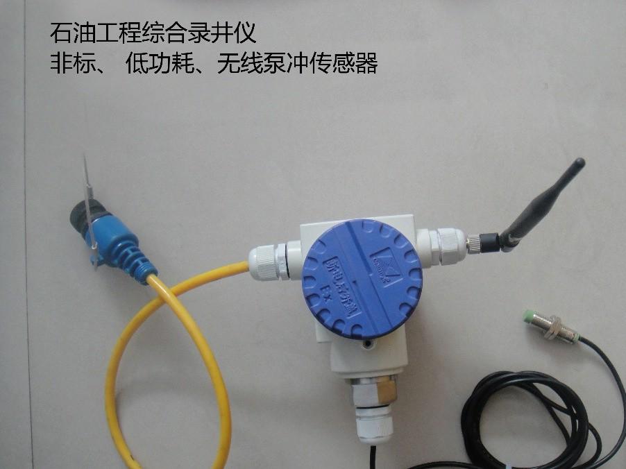 非标,低功率,无线泵冲传感器