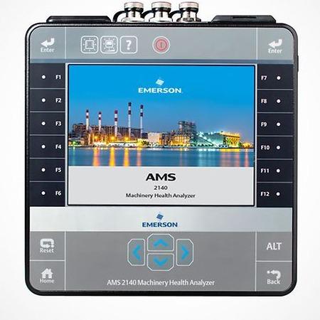 艾默生机械健康振动分析仪AMS2140