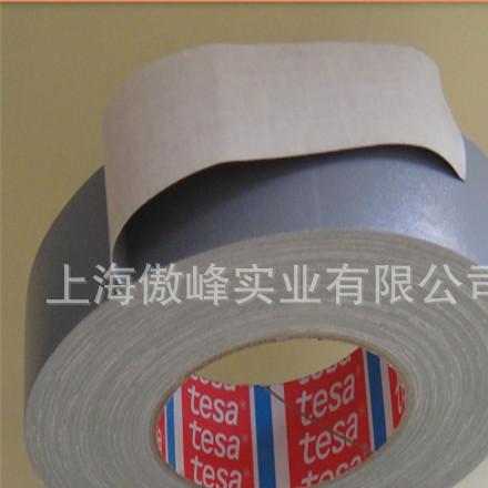 TESA德莎胶带4657涂层布基耐温胶带