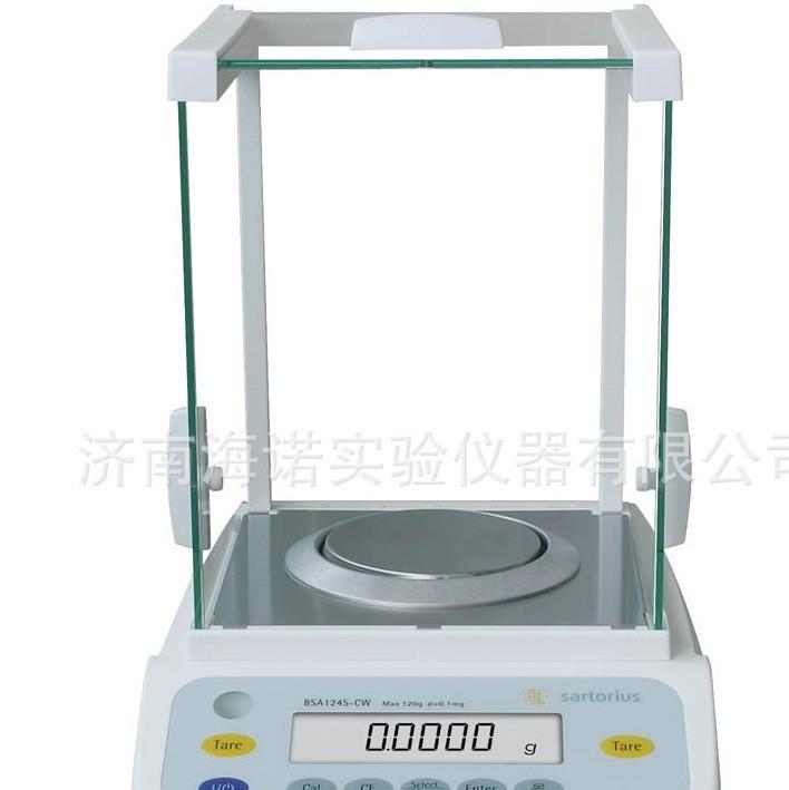 保证-赛多利斯 BSA224S 万分之一黄金珠宝天平仪器分析天平0.