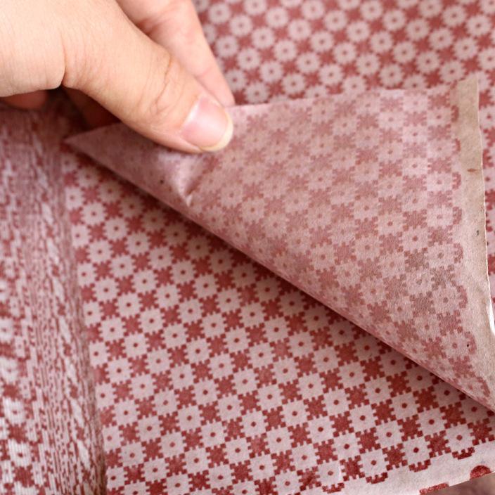 苍南 路桥 义乌地区长期供应 30g印花塞包纸 无尘塞包纸 有光纸