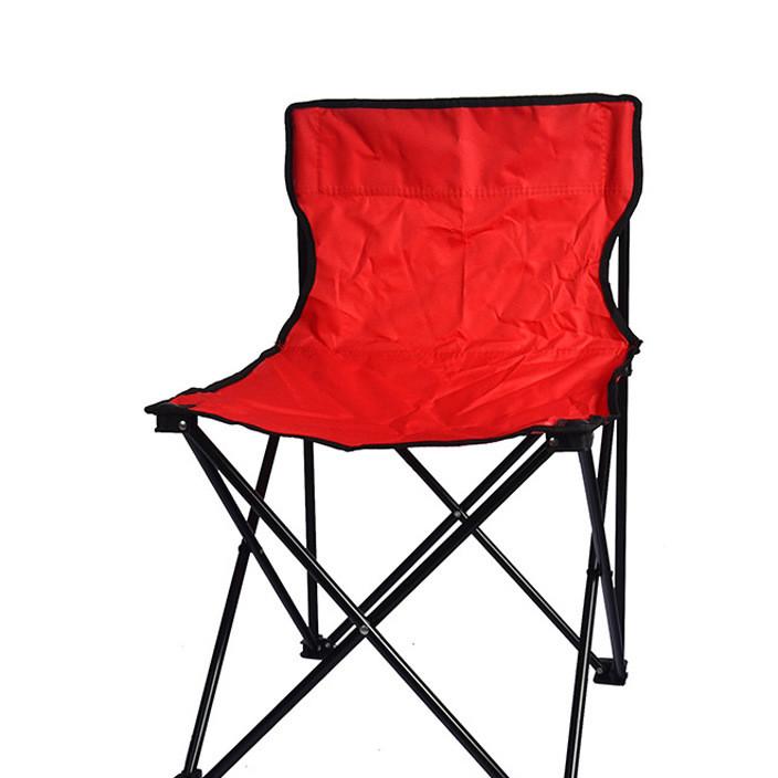 户外便携式折叠桌 帆布休闲野餐烧烤桌 双孔小方桌沙滩桌