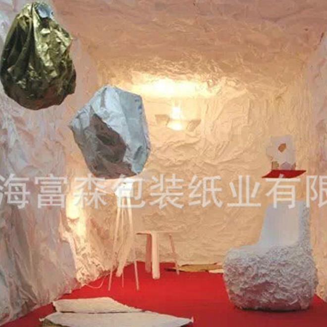 专业供应杜邦纸tyvek艺术沙发 白色防水沙发