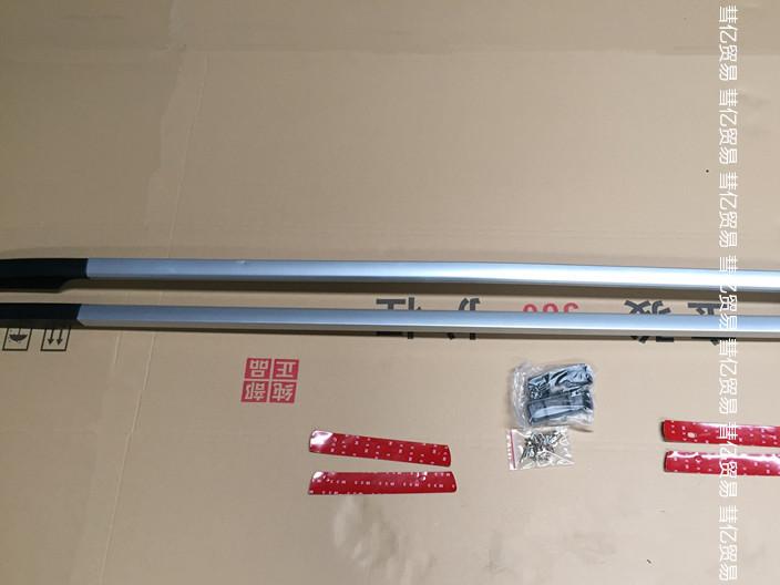 批发 宝骏730行李架汽车专用改装车顶架铝合金免打孔行李架