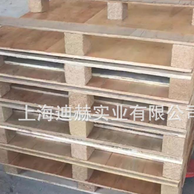 供应安亭汽车配件仓储用出口免熏蒸胶合板木托盘定制 价廉物美
