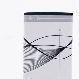 适用诺基亚大容量BL-5B 6120C 5320 7360手机锂电池批发厂家直销
