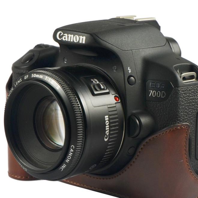佳能单反700D相机底座 EOS 650D可拆换电池镂空半套
