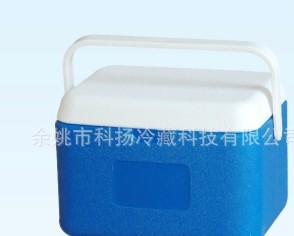 科扬5L食品保温箱,冷藏箱,医用冷链箱,车载冰箱,户外使用EPS