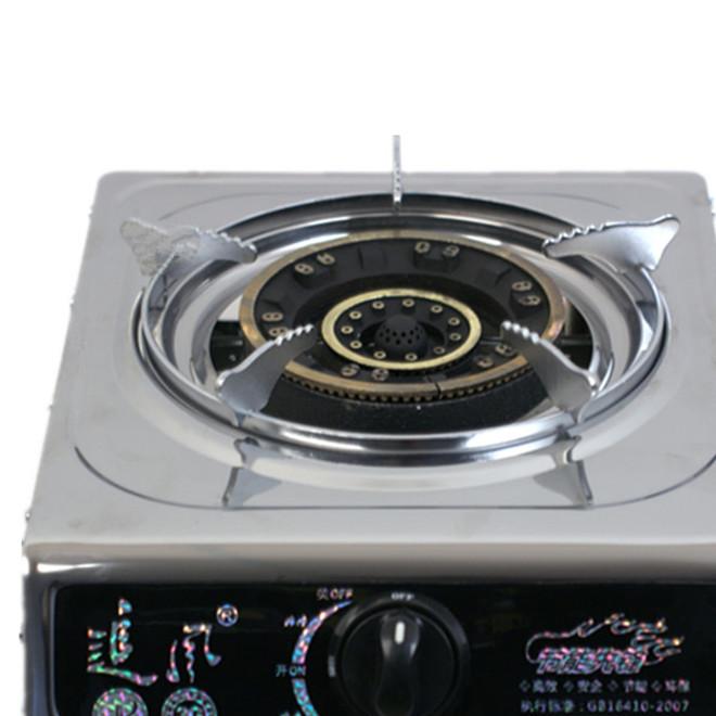 燃气单灶 高档大气 追风SX-30黑黄直火 不锈钢台式液化煤气灶具