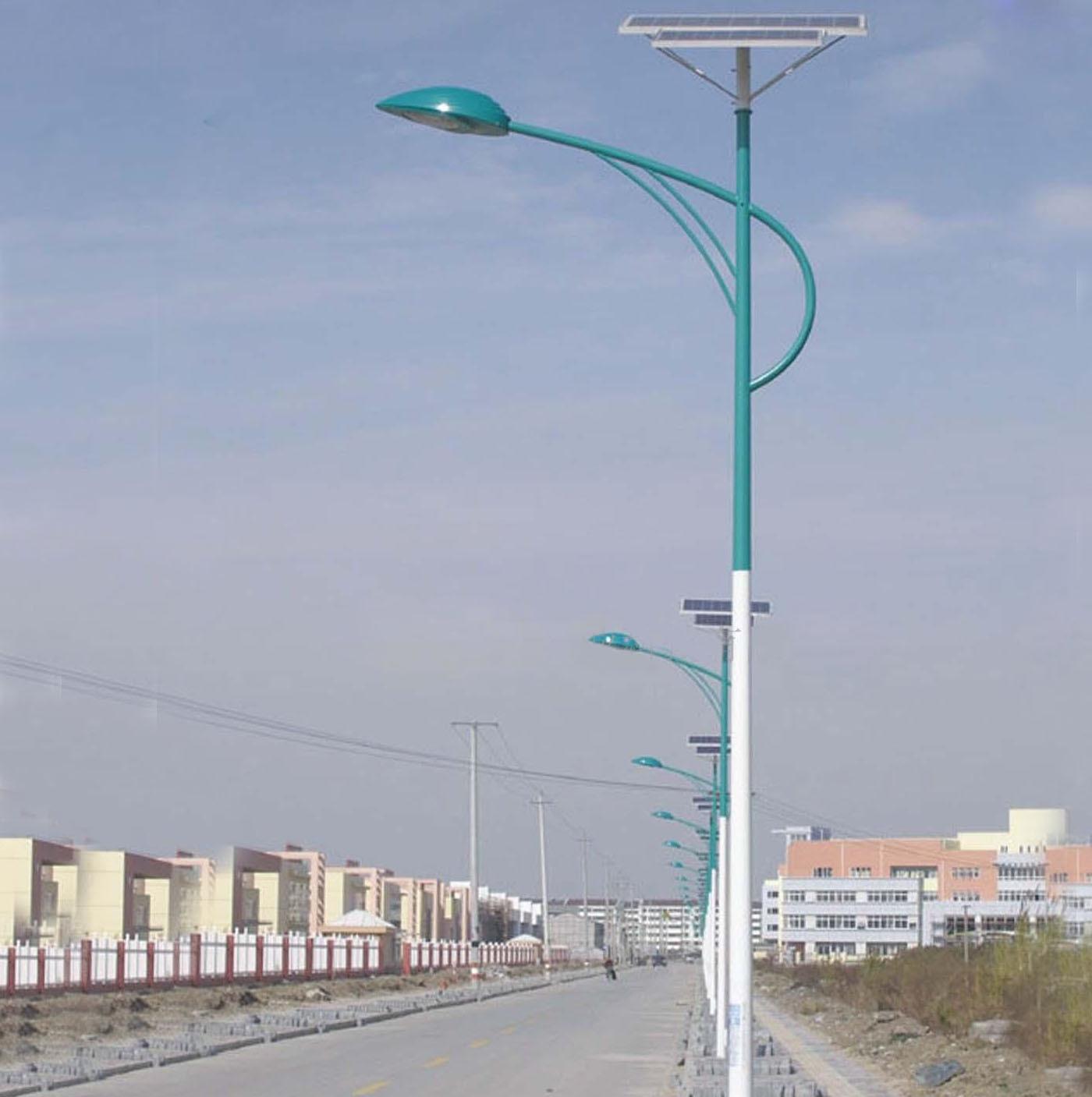 河南太阳能6米路灯批发 太阳能路灯厂家专业生产太阳能6米马路灯