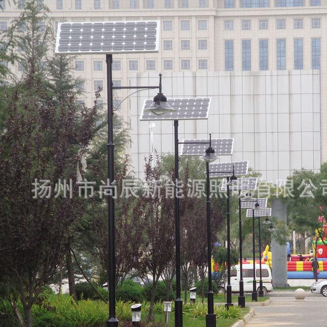 3米LED太阳能庭院灯 国外采购太阳能庭院灯厂家 太阳能庭院灯