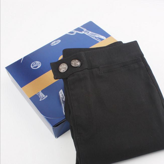 双排扣盒装加绒加厚魔术裤!450克耐低温!起丝包退质量保证!