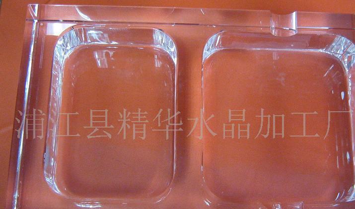 供应水晶烟缸创意烟缸玻璃烟缸