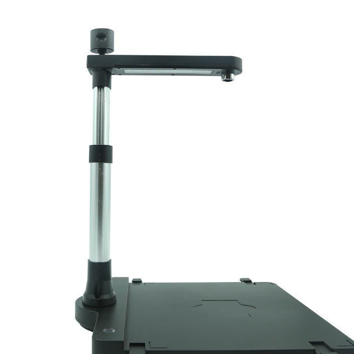 维山VSA373D高拍仪800万像素A3A4可拉伸扫描仪便携拍摄仪带副头