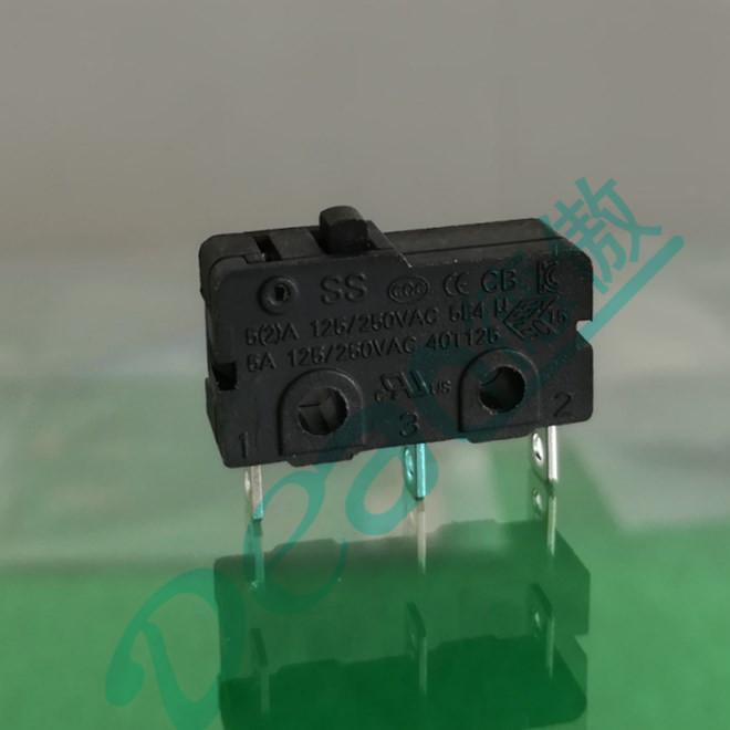 小家电用基本型微动开关,OMRON微动开关,高诺斯进口微动开关