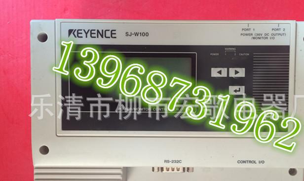 日本产keyence 静电消除器SJ-W100