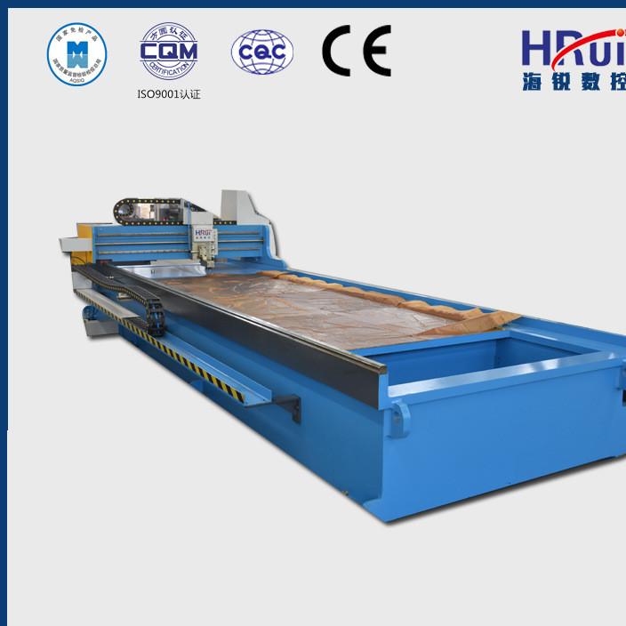 海锐机床厂家直销数控龙门式开槽机高速刨槽机性能稳定节能
