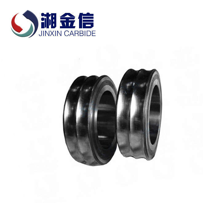 碳化钨合金卷边轮 硬质合金过线轮钨钢轮碳化钨轮 硬质合金辊环