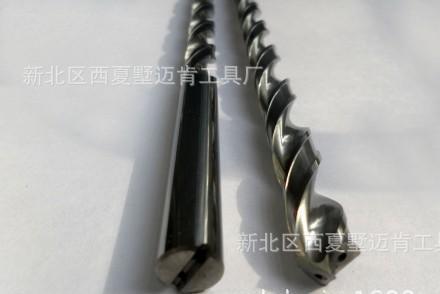 厂家直销 硬质合金直柄内冷麻花钻 内冷麻花钻 优质高速钻头